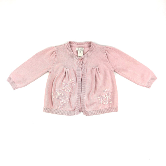 Monsoon - Cardigan (3-6M)