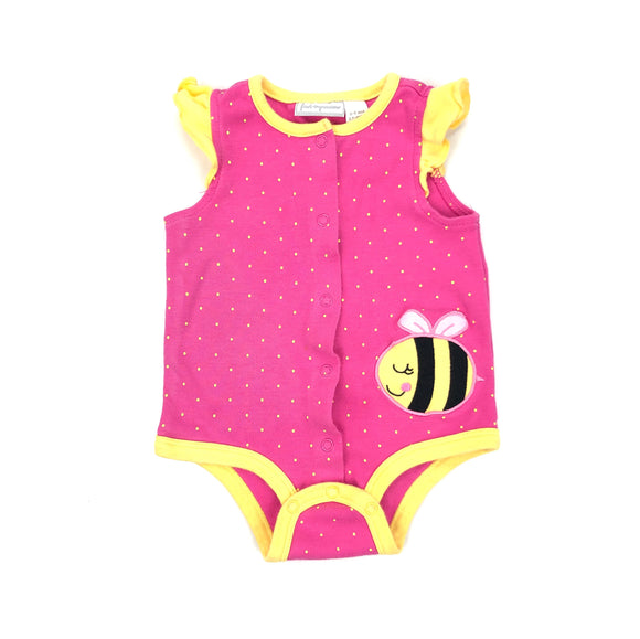 First Impressions - Onesie (6-9M) - Beeja May