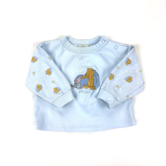 Classic Pooh - Long Sleeve (6-12M) - Beeja May