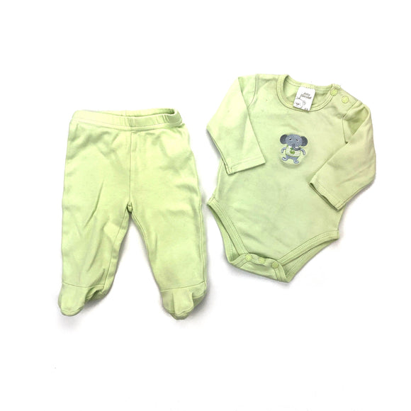 Baby Harvest - Set (0-3M) - Beeja May