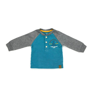Carter's - Long Sleeve (9M) - Beeja May