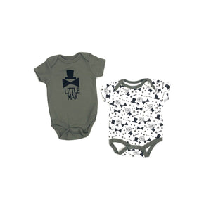 Baby Gear - Onesie (3-6M) - Beeja May