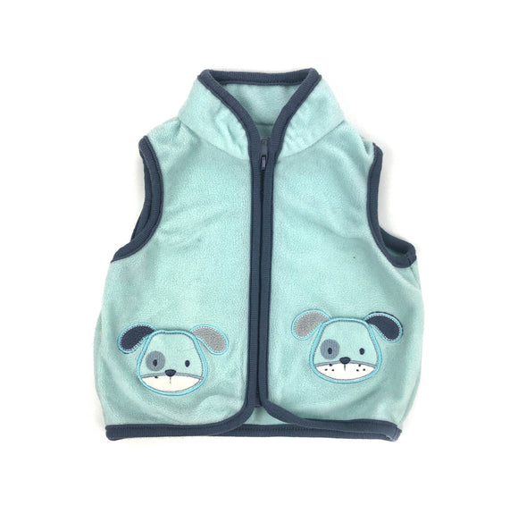 Vitamins Baby - Vest (6M) - Beeja May