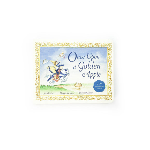 Once Upon a Golden Apple - (Jean Little/Maggie de Vries/Phoebe Gilman) - Beeja May
