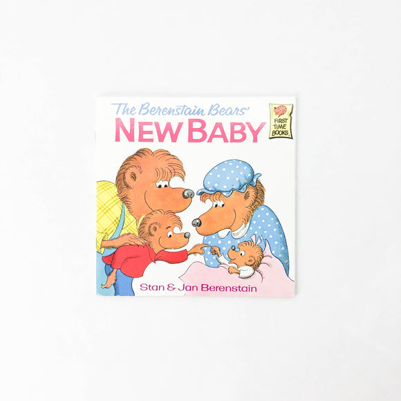 The Berenstain Bears' New Baby - (Stan Berenstain/Jan Berenstain) - Beeja May