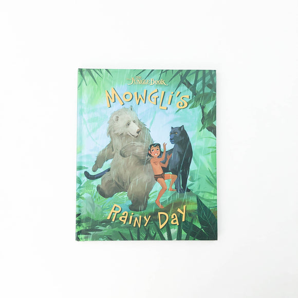Disney The Jungle Book Mowgli's Rainy Day - (na) - Beeja May