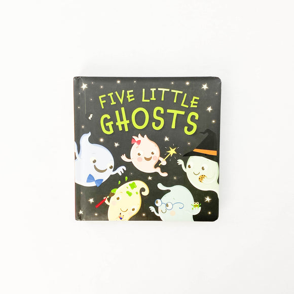 Five Little Ghosts - (na) - Beeja May