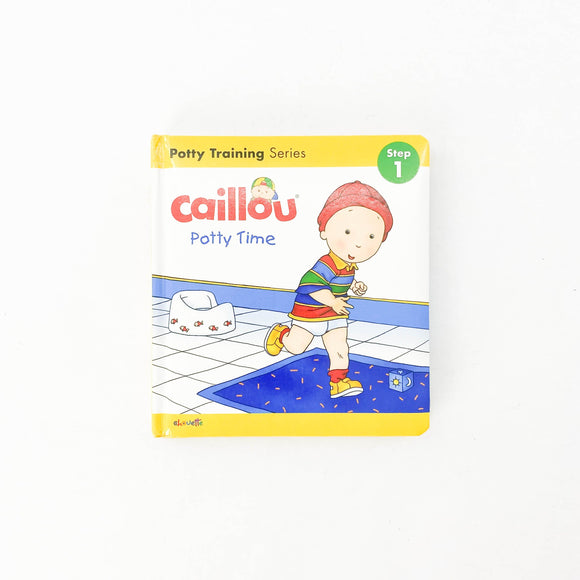 Caillou Potty Time - (na) - Beeja May