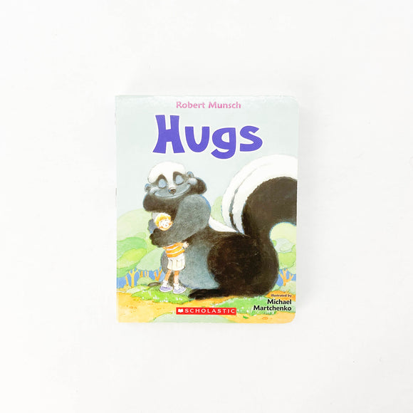 Hugs - (Robert Munsch/Michael Martchenko) - Beeja May