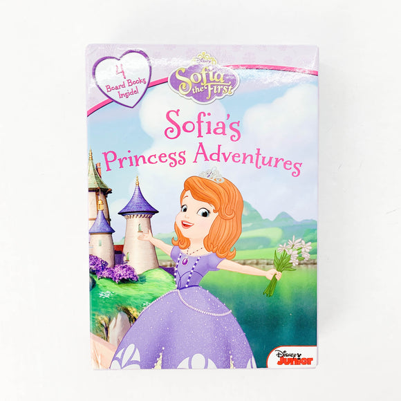 Sofia the First - Sofia's Princess Adventures - (Bill Scollon & Joanna Green) - Beeja May