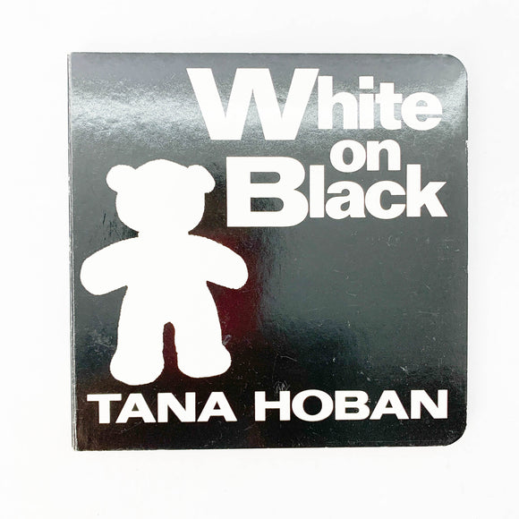 White on Black - (Tana Hoban) - Beeja May