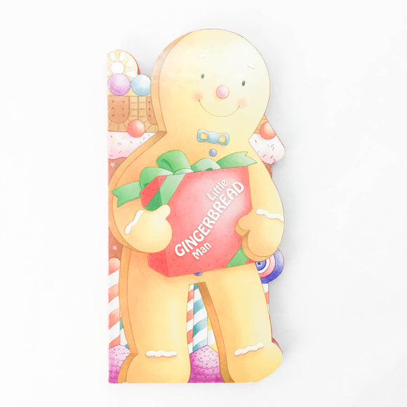 Little Gingerbread Man - (na) - Beeja May