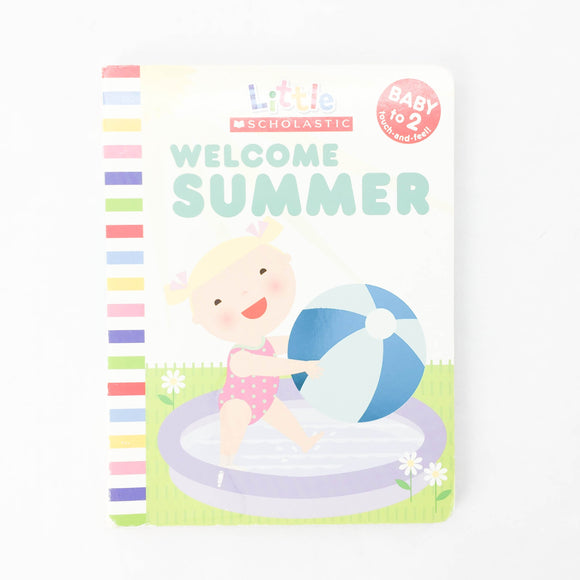 Welcome Summer - (Nancy Davis/ Jill Ackerman/ Pamela Notarantonio) - Beeja May
