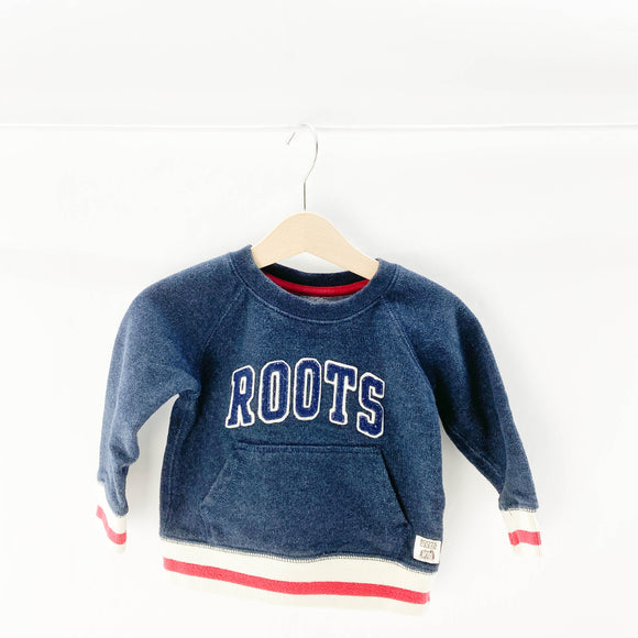 Roots - Sweatshirt (12-18M) - Beeja May