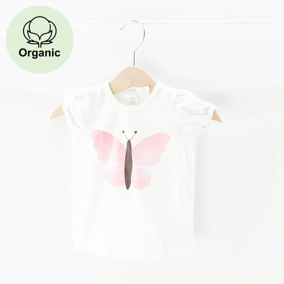 H&M - T-Shirt (4-6M) - Beeja May