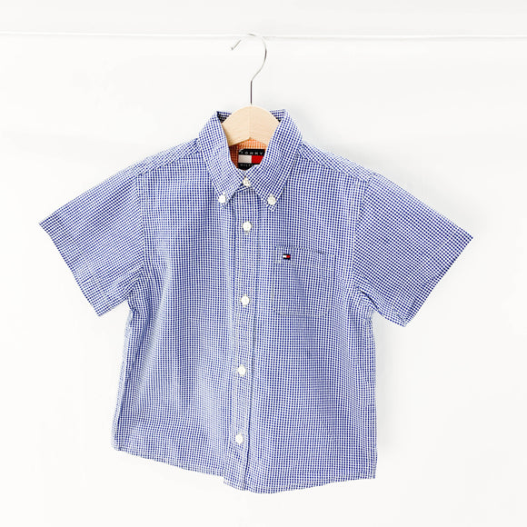 Tommy Hilfiger - Short Sleeve Button (3Y) - Beeja May