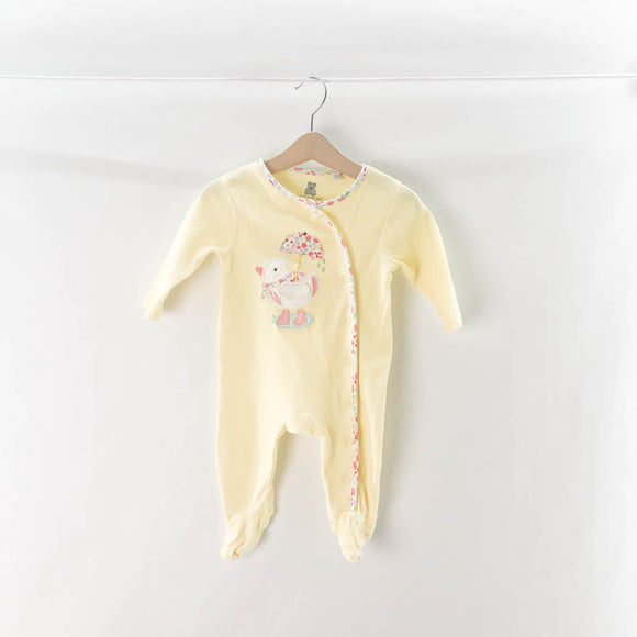 Blue Zoo - Sleeper (3-6M) - Beeja May