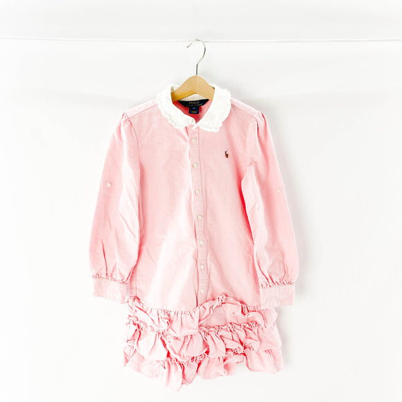 Ralph Lauren - Long Sleeve Button (6Y) - Beeja May