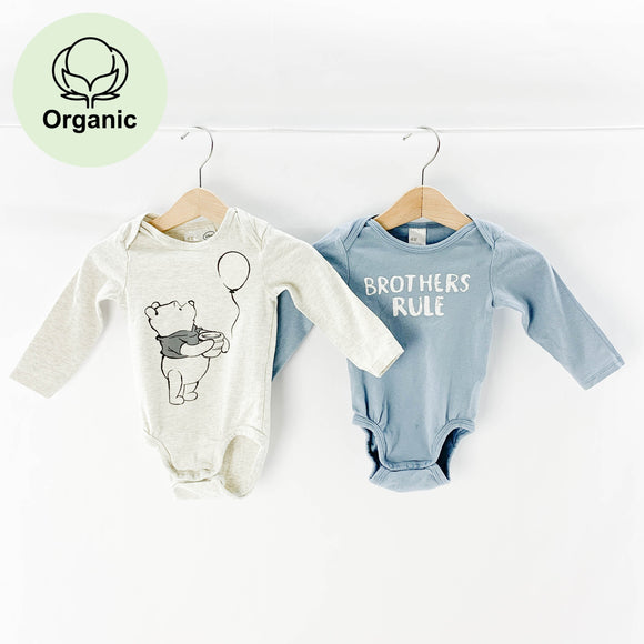 H&M - Long Sleeve (4-6M) - Beeja May