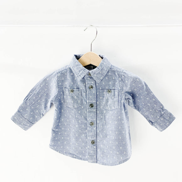 Old Navy - Long Sleeve Button (3-6M) - Beeja May