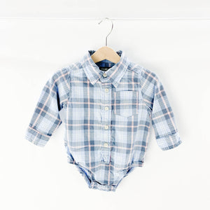 Oshkosh B'gosh - Long Sleeve Button (12M) - Beeja May