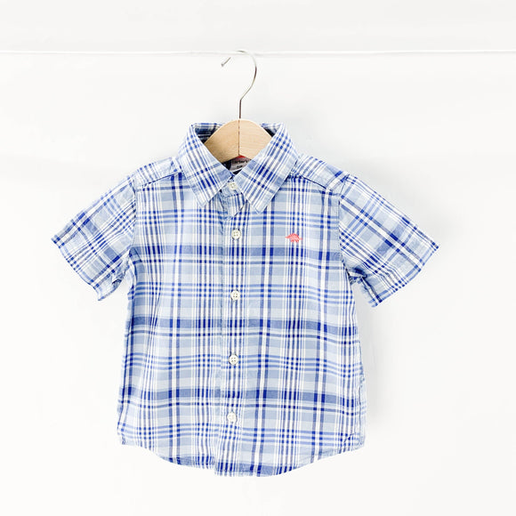 Carter's - Short Sleeve Button (18M) - Beeja May
