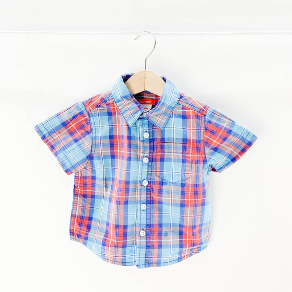Joe Fresh - Short Sleeve Button (1Y) - Beeja May