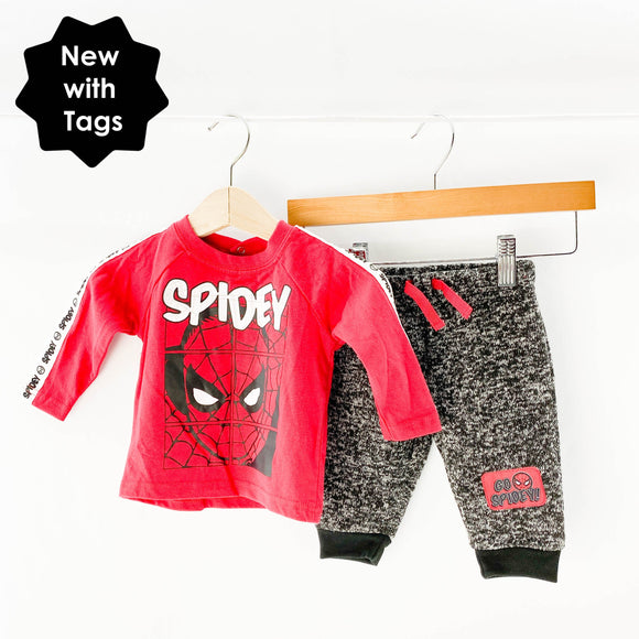 Marvel - Set (0-3M) - Beeja May