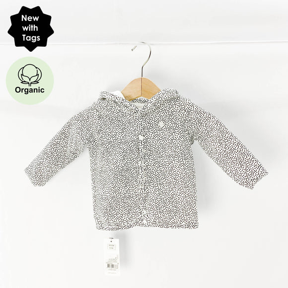 Noppies - Hoodie (2-4M) - Beeja May