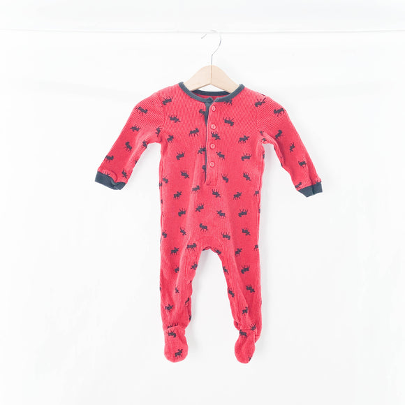 Indigo Baby - Sleeper (6-12M) - Beeja May