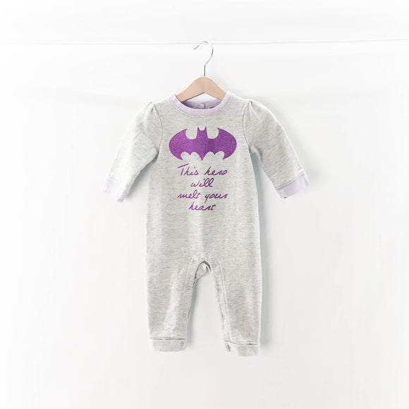 Batman - One Piece (6-12M) - Beeja May