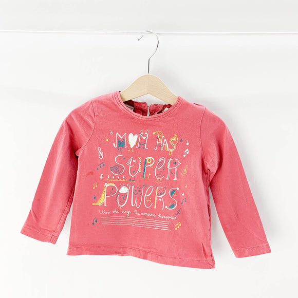 Zara - Long Sleeve (18-24M) - Beeja May