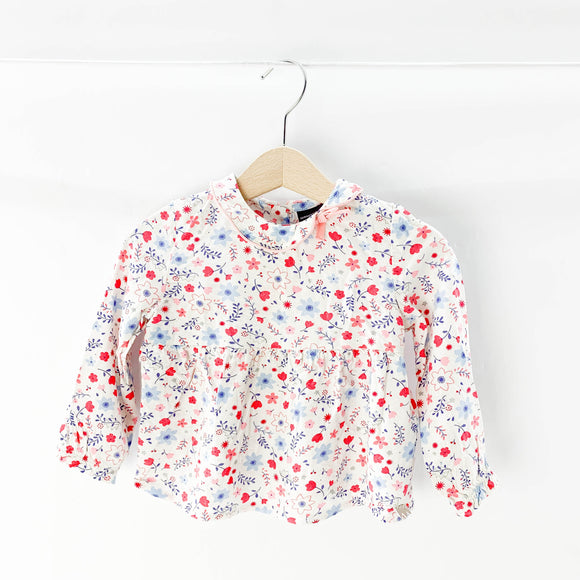 Sergent Major - Long Sleeve (24M) - Beeja May