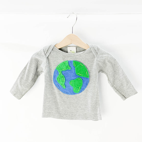 The Green Egg - Long Sleeve (6-12M) - Beeja May