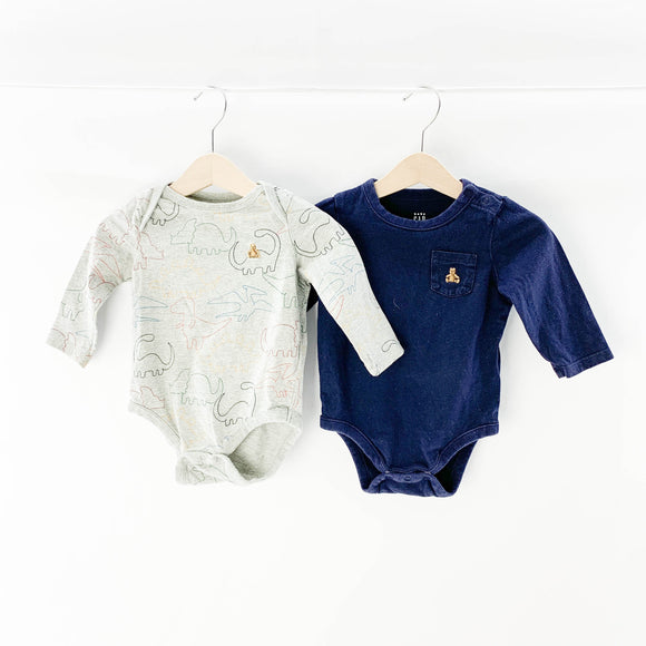Gap - Long Sleeve (6-12M) - Beeja May