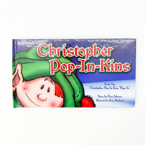 Christopher Pop-In-Kins - (Flora Johnson/Brian Bradway) - Beeja May