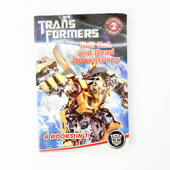 Transformers - Roll Out and Read Adventures - (na) - Beeja May