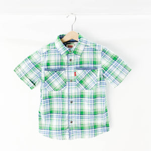 Levi's - Short Sleeve Button (4-5Y) - Beeja May
