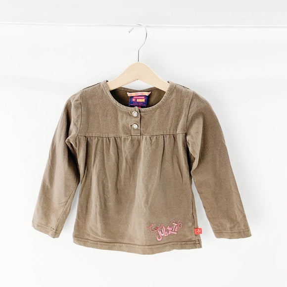 Juliette + Romeo - Long Sleeve (2Y) - Beeja May