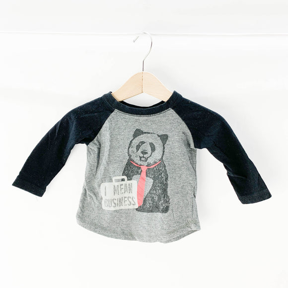 First Impressions - Long Sleeve (3-6M) - Beeja May