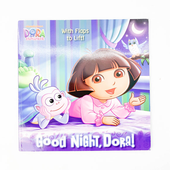 Dora the Explorer - Good Night, Dora! - (na) - Beeja May