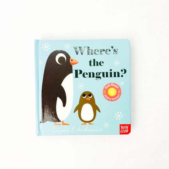 Where's the Penguin - (Ingela P. Arrhenius) - Beeja May