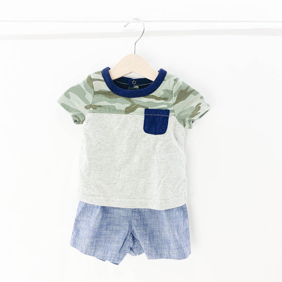 Gap - One Piece (3-6M) - Beeja May