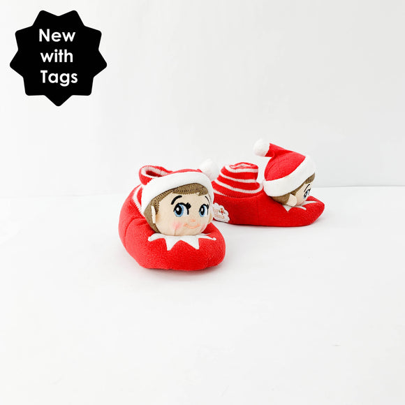 The Elf on the Shelf - Slippers - 6 (Toddler) - Beeja May