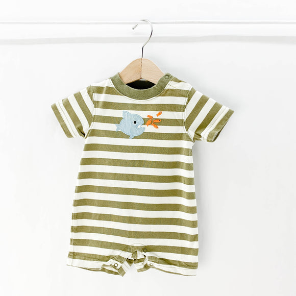 Gymboree - One Piece (0-3M) - Beeja May