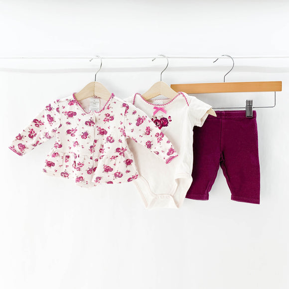 Laura Ashley Baby - Set (3-6M) - Beeja May