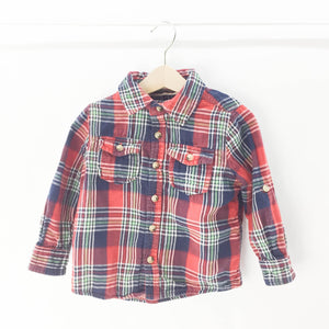 Joe Fresh - Long Sleeve Button (3Y) - Beeja May