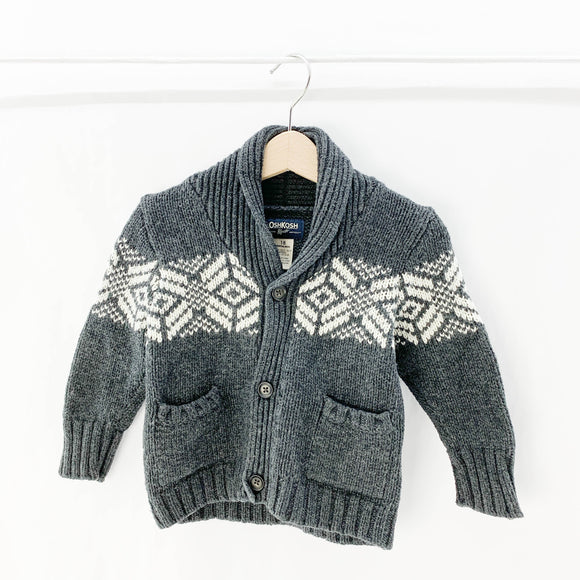Oshkosh B'gosh - Cardigan (18M) - Beeja May