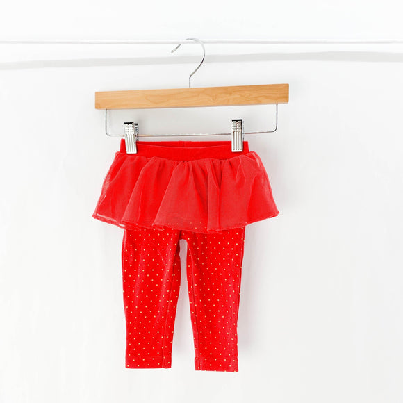 Carter's - Skirt And Leggings (9M) - Beeja May