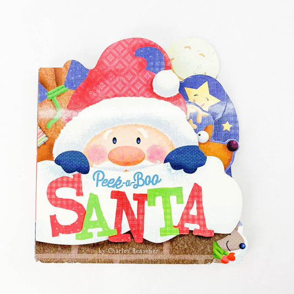 Peek-a-Boo Santa - (Charles Reasoner) - Beeja May